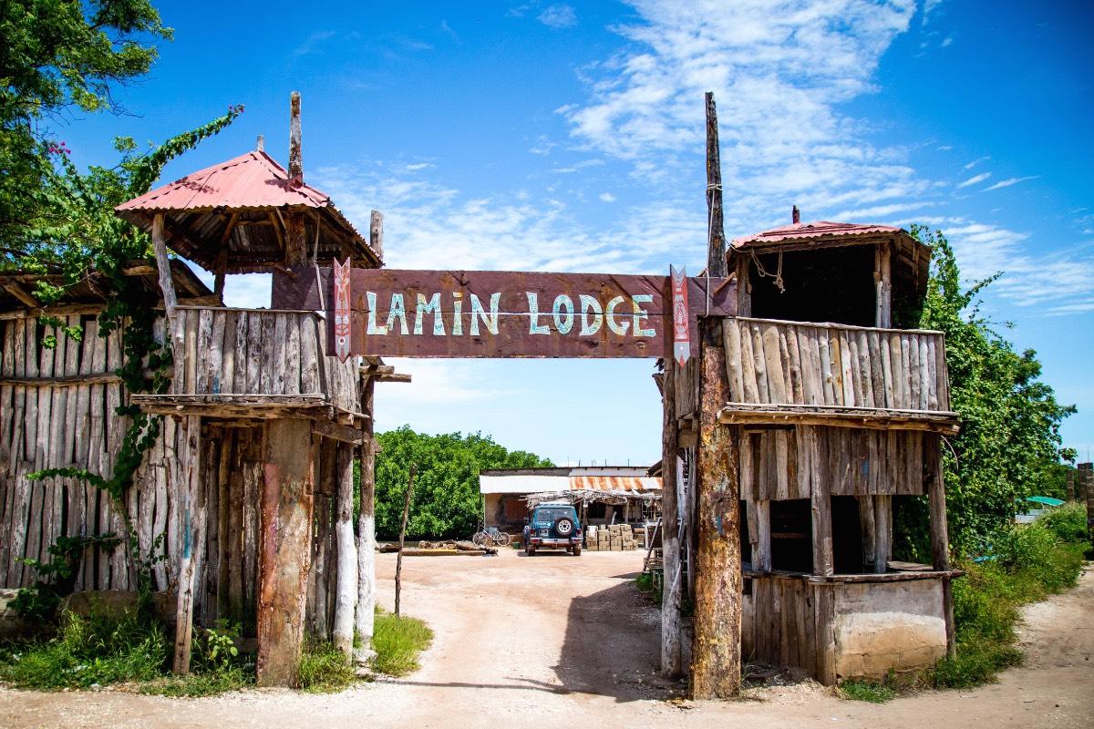 Gambialamin lodge 1