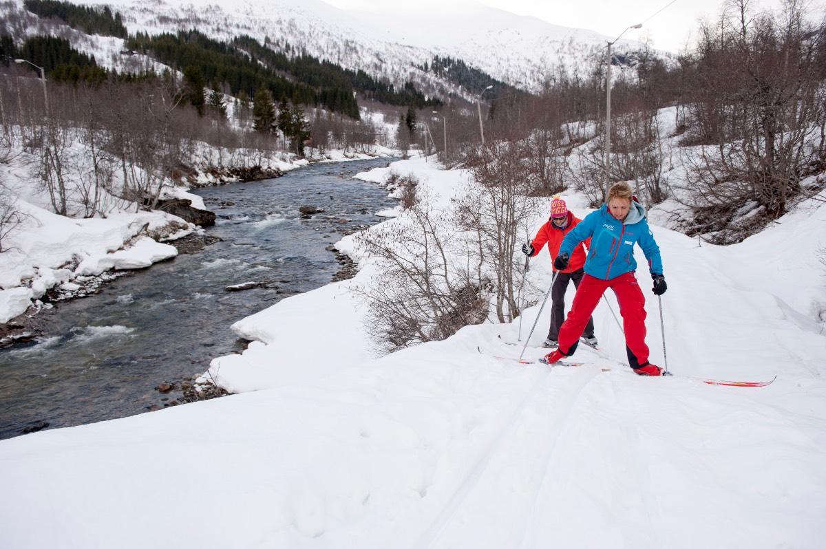 Noorwegen_langlaufen 1
