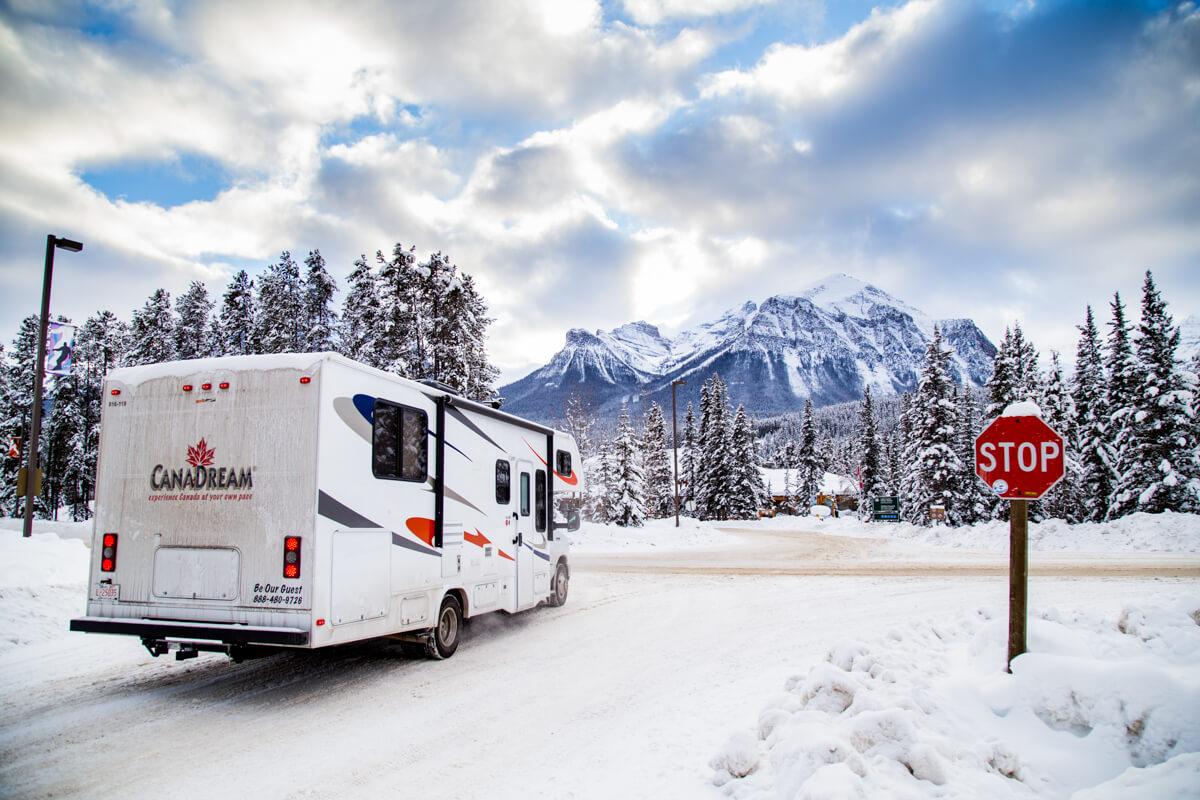 icefieldsparkway naar Jasper