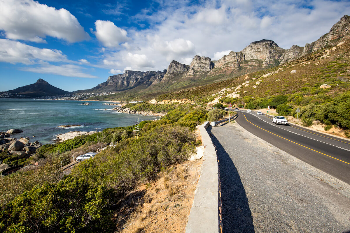 Rondrijden Sunny Cars Kaapstad