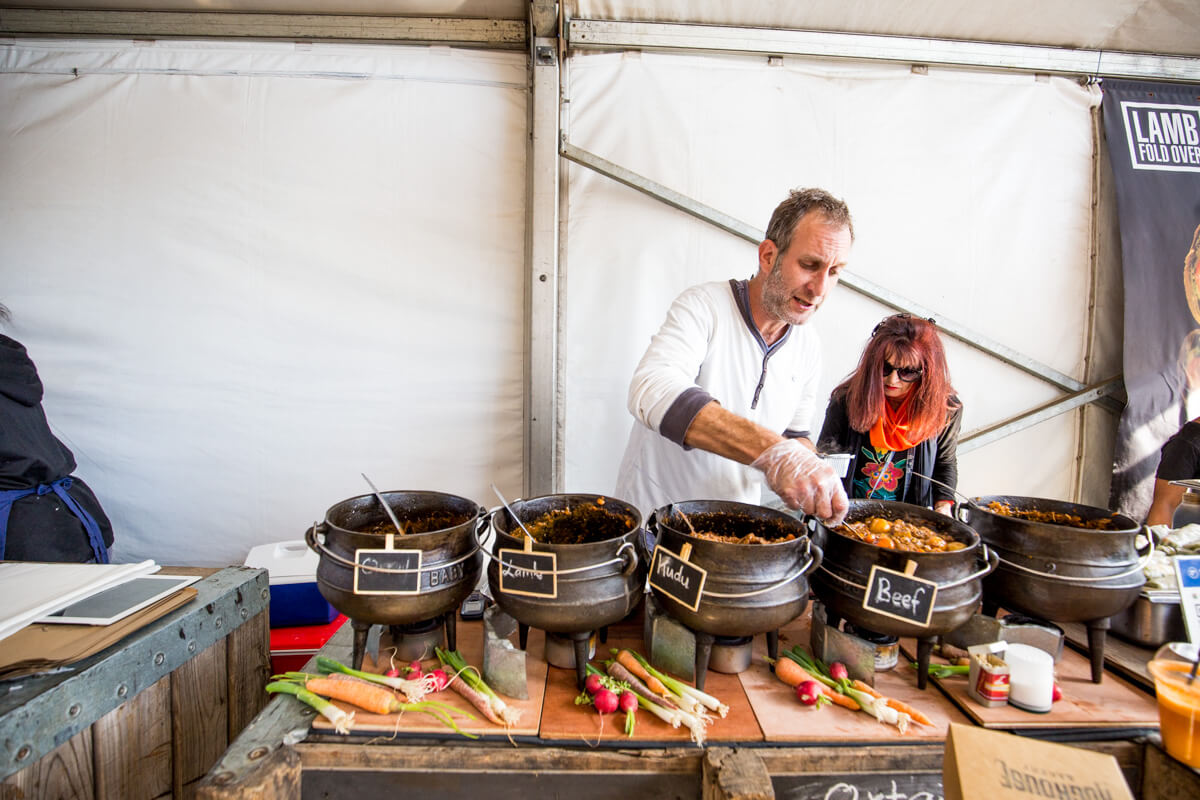 Zuid-Afrikaanse Kookpotten