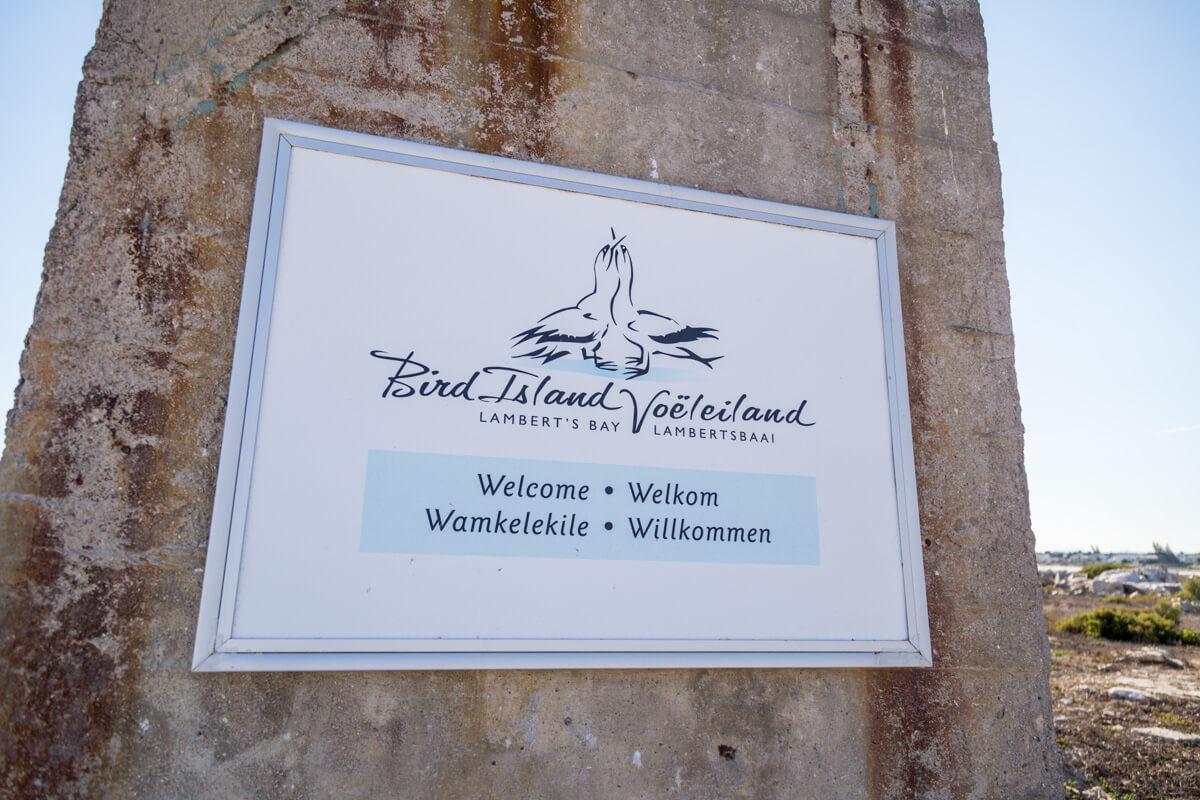 Bird Sanctuary Lambertsbay