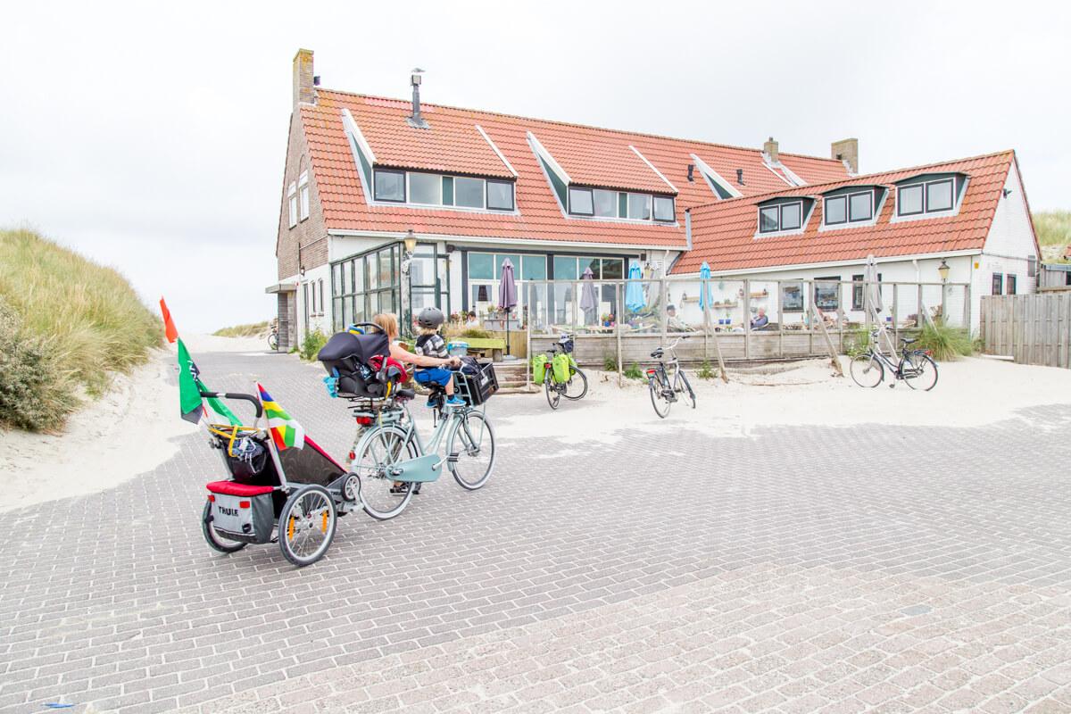 Strandhotel Formerum Terschelling