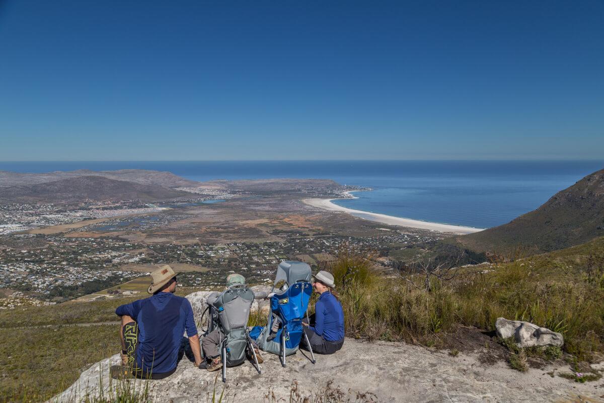 Wandelen Tafelberg