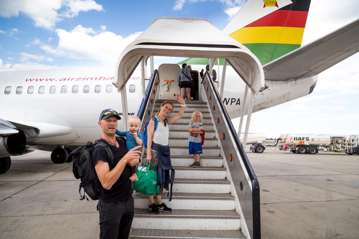 reizen Zimbabwe