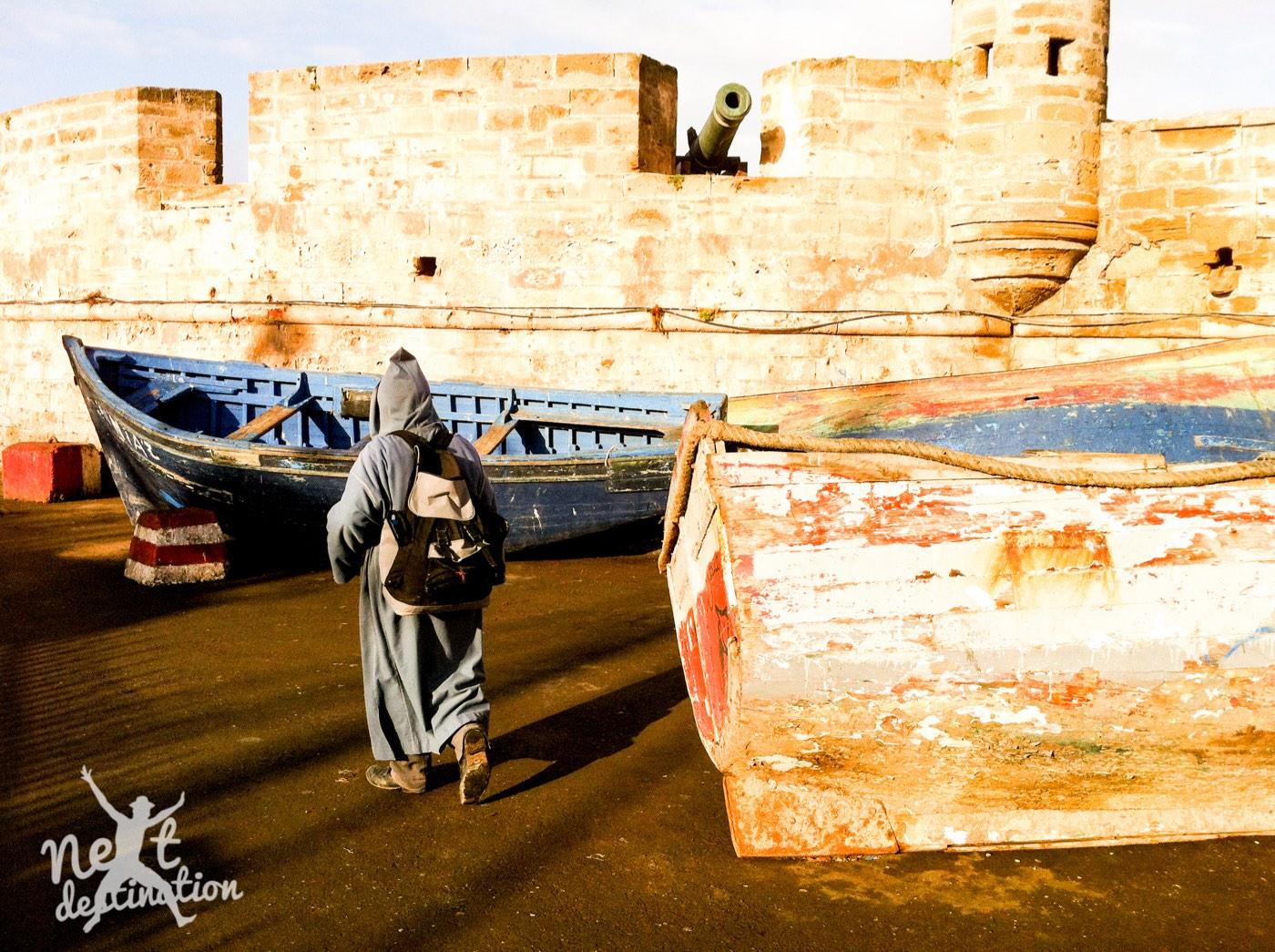 Taghazouthaven van Essaouira