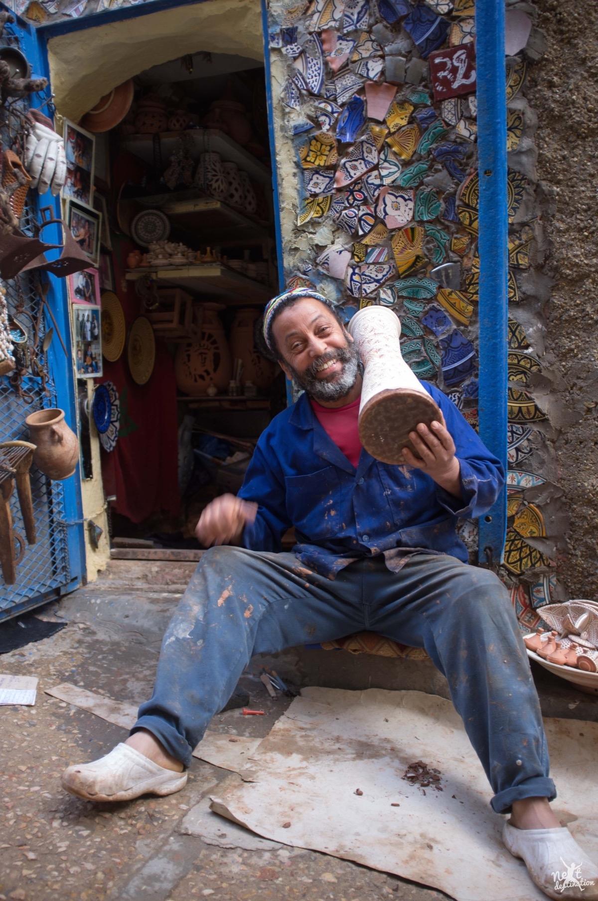 safi, de leukste pottenbakker van de stad! Safi.jpg