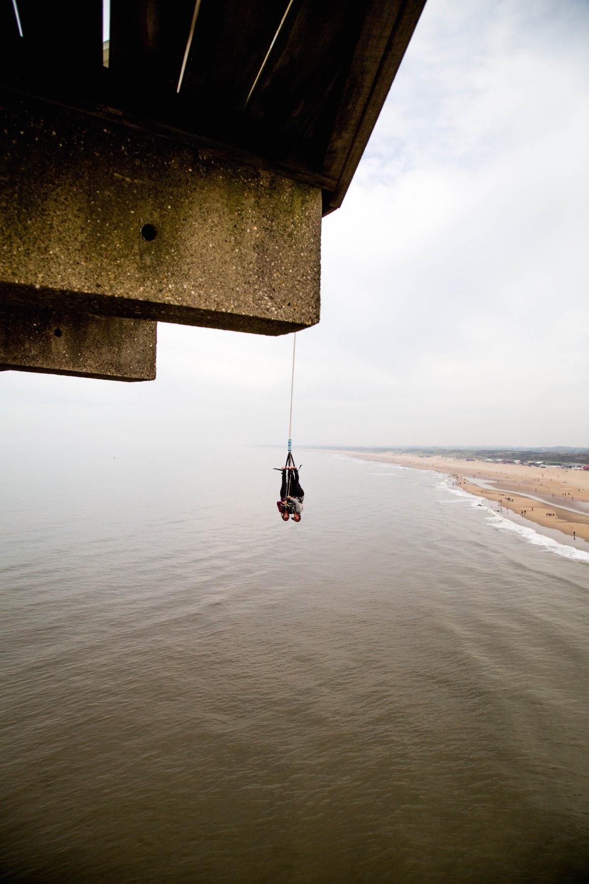 bungee jump pier