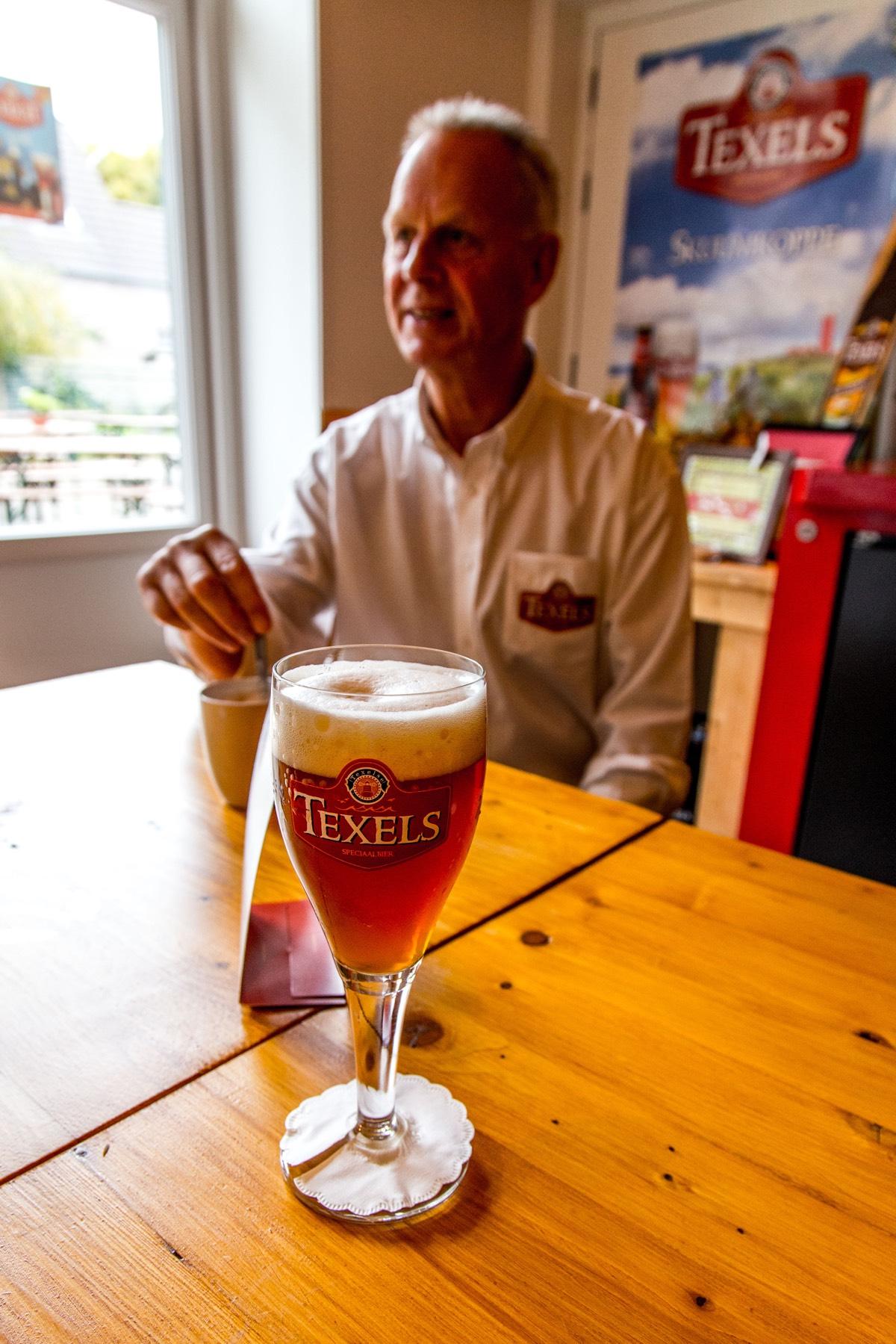 Texels bier2