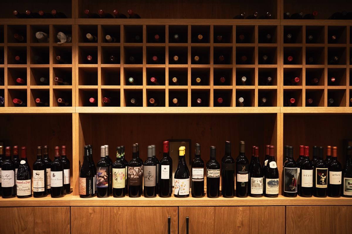 The Capra Wine Cellar