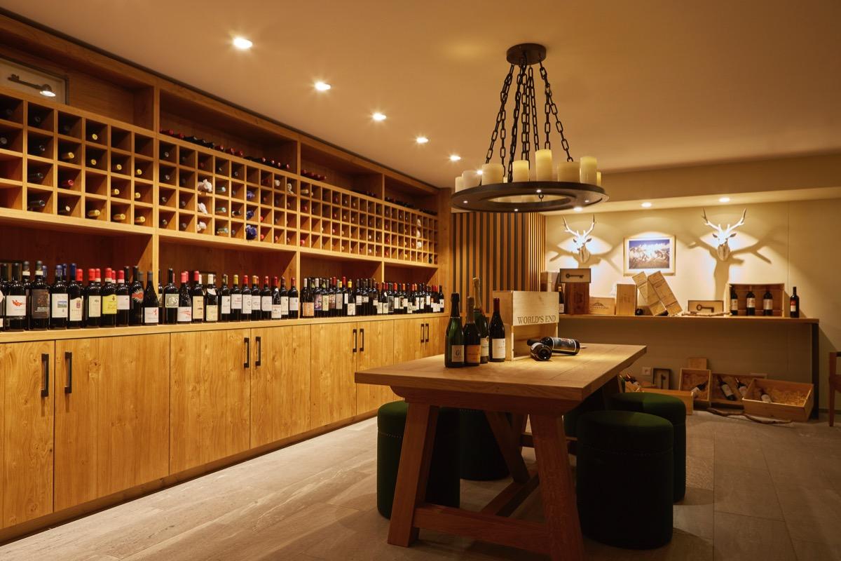The Capra Wine Cellar2