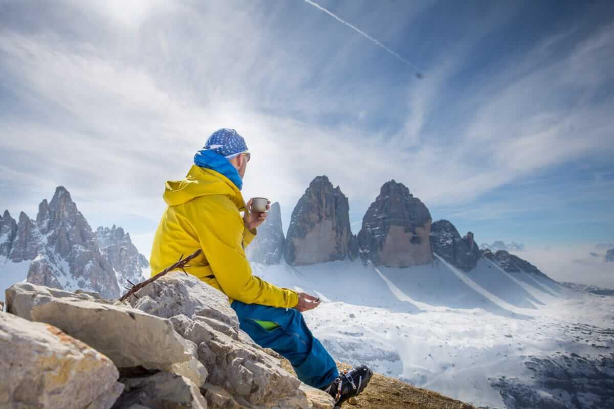 Italie Sud Tirol wintersport