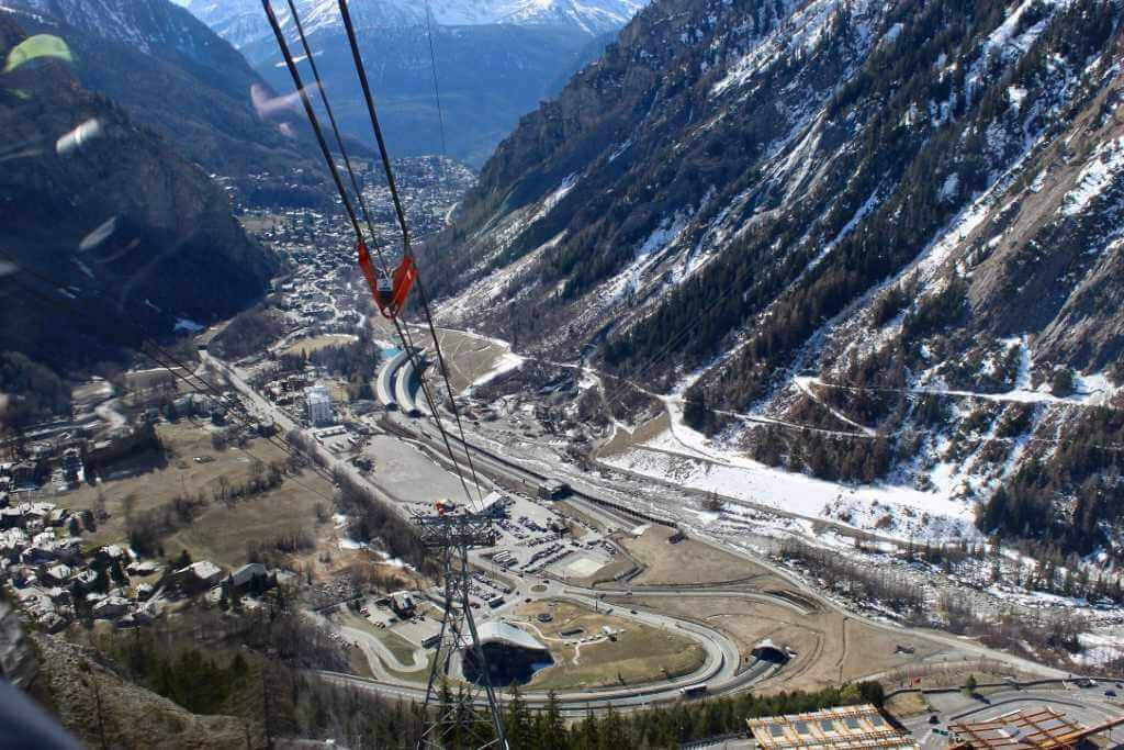 Valle d'Aosta wintersport